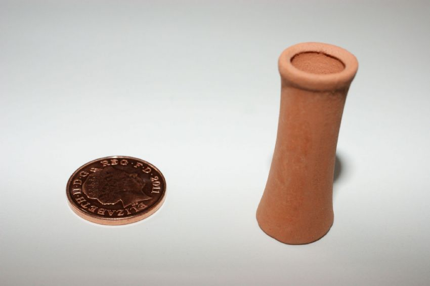 1/24th scale Chimney Pots - Type H1